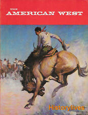 The American West Brimhall Saga Utah Mercer Girls Kansas Drought Eskimo Rodeo