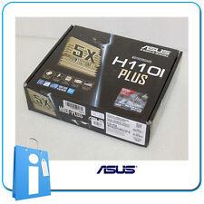 Placa base mini ITX H110 ASUS H110i-PLUS Socket 1151 con Accesorios mitx