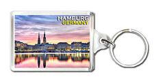 HAMBURG GERMANY MOD6 KEYRING SOUVENIR LLAVERO