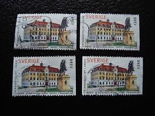SUEDE - timbre yvert et tellier n° 2025 x4 obl (A29) stamp sweden (T)