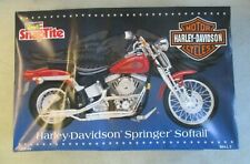 HARLEY DAVIDSON MOTORCYCLES SPRINGER SOFTAIL 1:8TH SCALE MODEL KIT REVELL MIB