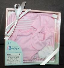 """Boxed Berenguer Boutique Collector Edition Doll's Clothes Set For 9""""-10"""" Dolls"""