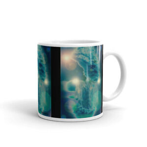 Orb Trance Ghost Mug by Mysticpenelope