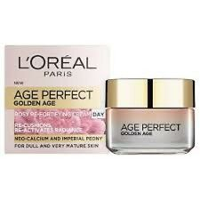 L'OREAL AGE PERFECT GOLDEN AGE DAY CREAM Rosy Re-fortifying Cream 50ml