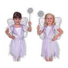 MELISSA & Doug Fairy età 3-6 anni bambino gioco di ruolo Costume