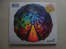 MUSE The Resistance rare DVD / CD limited Digipak packaging 2 Disc