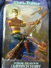 """Harry Potter 8"""" poseable action figure: HARRY EXTREME QUIDDITCH"""