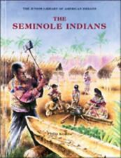 The Seminole (Indian Jrs.) (Junior Library of American Indians)-ExLibrary