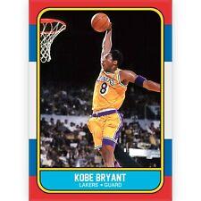 1996 Kobe Bryant RC Rookie LA Lakers   1986 Fleer Michael Jordan   CUSTOM CARD