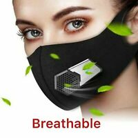 Personal Wearable Face Mask Cover Portable Mini Air Purifier