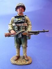 King & Country (retired) - D.DAY 44 - DD128 - Ranger standing BAR gunner