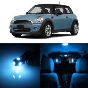 13 Ice Blue LED Lights Interior For Mini Cooper S R56 Hardtop 2006 - 2014 + TOOL