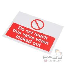 Lockout/Tagout (LOTO) Tags