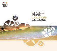 SPACE IBIZA LOUNGE DELUXE (AMIRA ALAF, SUPERTANGOX, MASTER CUTS, UVM...) CD NEW+