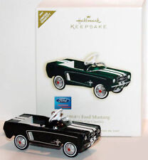 2007 1964 1/2 FORD MUSTANG Repaint Colorway NEW Hallmark Pedal Kiddie Car LMTD