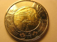 Canada 2015 $2 Coin Flanders Fields WWII Remembrance Day In Mint Grade.