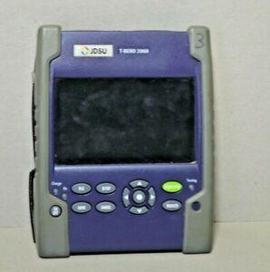 JDSU Viavi T-BERD 2000 OTDR Mainframe *** READ ***