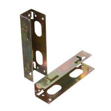 """1 Pair 3.5"""" To 5.25"""" Hard Drive Bay Mounting Bracket Adapter Kit Dock Holder"""