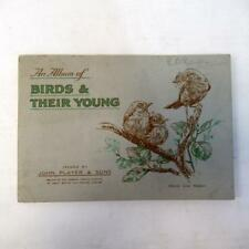 An Album of Birds & Their Young - Issued by John Player & Sons - Complete Set