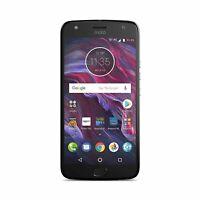 Motorola PA8S0013US Moto X 4th Gen 32GB 4G LTE Unlocked Smartphone, Super Black