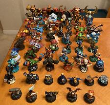 Lot Of 61 Skylanders Spyros Adventure Giants Swap Force Trap Team Tested Works