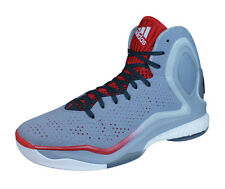 adidas D Rose 5 Boost Mens Basketball Trainers / Shoes Grey G98703 - UK Size 17