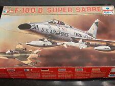 Esci North American F100 Super Sabre 1/72nd Model kit. Complete
