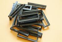 20Pcs IC Socket Adaptor 40 Pin DIP SIP Solder Type Socket