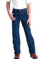 Wrangler®Original-Slim Fit-Jean-DARK CHOCOLATE-13MWBKL-Cowboy Cut®-Boys 8-16