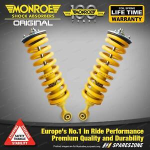 Monroe Complete Original Shocks Springs for NISSAN PULSAR N15 Hatchback Sedan