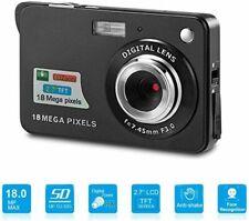 Digitalkamera HD Digital 18 Megapixel, Ecran 2.7