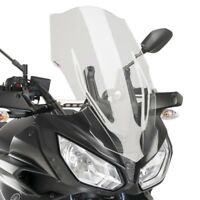YAMAHA MT-07 TRACER 2016 > PUIG SCREEN CLEAR TOURING WINDSCREEN