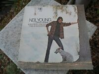 1969 Neil Young & Crazy Horse Everybody Knows This is Nowhere LP Reprise RS 6349