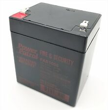 Sec1055 12v 5ah Power Patrol Backup Battery