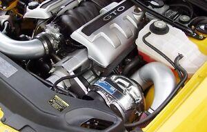 Pontiac GTO LS2 05-06 Procharger P-1SC-1 Supercharger HO Intercooled Tuner Kit