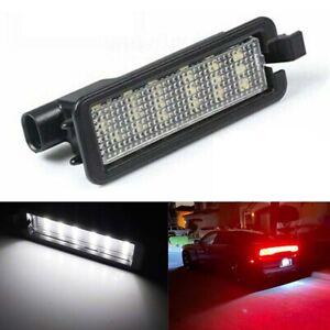 LED License Plate Lights SET For 2015-2020 Chrysler 300 Dodge Charger Challenger