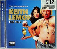 Keith Lemon The Film Soundtrack 2-CD (2012) Bo Selecta Kelly Brook/TLC Reef etc
