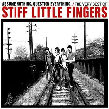 Stiff Little Fingers - Assume Nothing Question: Very Best of [New CD] UK - Impor