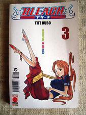 BLEACH n 3 di Tite Kubo MANGA  edizione Planet Manga