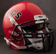 "SAN DIEGO STATE AZTECS Football Helmet FRONT TEAM NAMEPLATE Decal/Sticker ""WAC"""