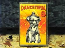DANCETERIA 8 - 20FINGERS-REEL 2 REEL -2 UNLIMITED-X VAL-the professor -