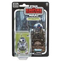 STAR WARS BLACK SERIES ESB 40TH ANNIVERSARY R2-D2 DAGOBAH 6 INCH FIGURE HASBRO