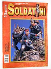 Soldats N.45 Mars Avril 2004 Modélisme