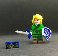 LINK lovely LEGEND OF ZELDA   MINIFIGURA   CLASSIC The Lego Movie ARCADE top