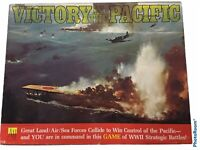 Victory In The Pacific Avalon Hill Board Game War & Strategy Tactics Magazine