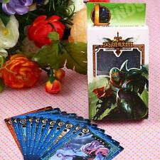 Japanese Anime League of Legends(LOL) Paper Game Playing cards Poker Cards B
