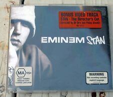 EMINEM..STAN cd single. includes bonus video track