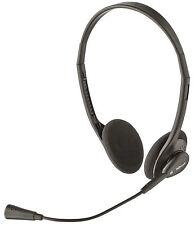 Trust Primo Headset Nero & Microfono compatibili Skype