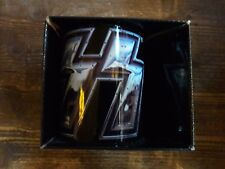 KISS - CHROME LOGO - mok/tas/mug/tasse - NEW in BOX