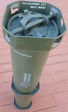 US MILITARY STEEL AMMO CONTAINER WATER & AIR TIGHT - PREPPERS - SAFE